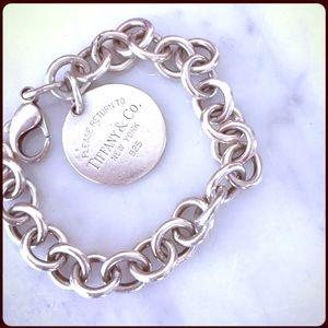 Tiffany's authentic bracelet